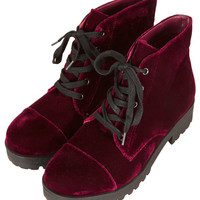 MAXWELL Heavy Sole Boots - Boots - Shoes - Topshop USA