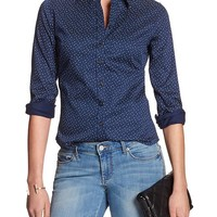 Factory Fitted Non Iron Shirt