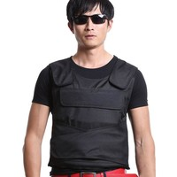 Bulletproof vest Level IV Tactical vest High Meng Steel Life Protect Safety Body Armor Real Military Protective Combat Vest