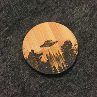 I Want to Believe - Pin
