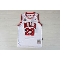 NBA Chicago Bulls #23 Jordan 1998 All Star Swingman Jersey