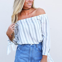 The Maya Off The Shoulder Top
