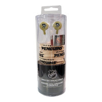 Shoelace Earbuds - NHL Pittsburgh Penguins