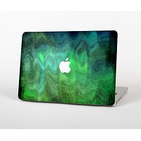 The Vivid Green Sagging Painted Surface Skin for the Apple MacBook Air 13""