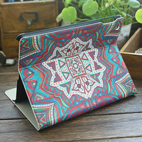 Leather iPad Case Cover Stand