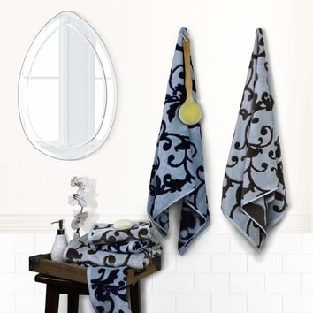 Provance Hotel Luxury Jacquard Towel Set