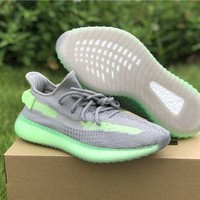 Yeezy Boost 350 V2 EG5560 Gray/Green 36--46.5