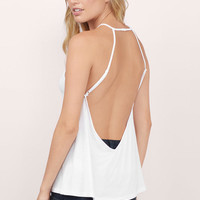 Sweet Remedy Strappy Tank Top