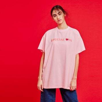 Don't Hug Me I'm Scared for Lazy Oaf Special One Tshirt - DHMIS for Lazy Oaf - Collections - Womens