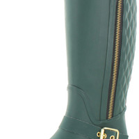 Steve Madden Northpol Women's Harness Tall Rain Boots