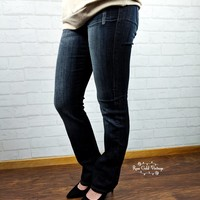 Dark Wash Boot Cut Jeans by Judy Blue - SOLD OUT