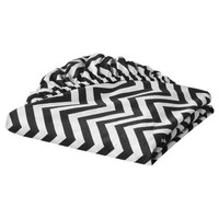 Circo® 100% Cotton Woven Chevron Fitted Baby Crib Sheet