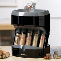 Ultra Sorter Motorized Coin Sorter with 100 free coin tubes