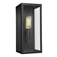 Black Lantern Wall Light | Eichholtz Irving