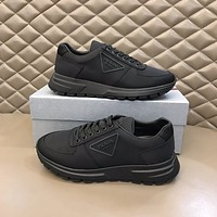 Prada high-end casual athletic shoes for men 07