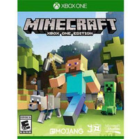 Minecraft Xbox One Video Game