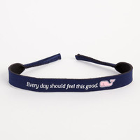 Accessories for the Sun: Every Day Should Feel This Good Croakies - Vineyard Vines