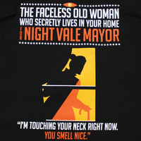 TopatoCo: Faceless Old Woman For Mayor Shirt