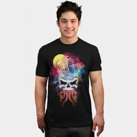 A Pirate's Life T Shirt By Positiva Design By Humans