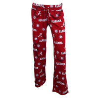 University of Alabama Crimson Tide Print Knit Pants