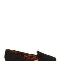 FOREVER 21 Faux Suede Loafers