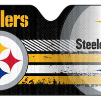 Team Promark Auto Shade Pittsburgh Steelers