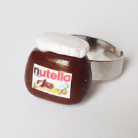 NUTELLA RING - adjustable