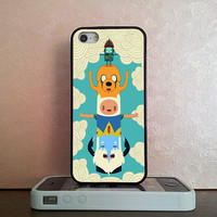 iPhone 5S case , iPhone 5C case , iPhone 5 case , iPhone 4S case , iPhone 4 case , iPod 4 case , iPod 5 case , Adventure Time