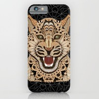 Leopard iPhone & iPod Case by ArtLovePassion