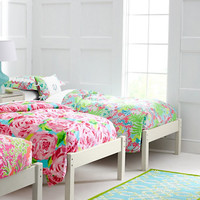 Lilly Pulitzer® Well-Connected Cotton Rug
