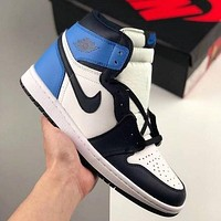 Air Jordan 1 Retro High OG ¡°Obsidian¡±