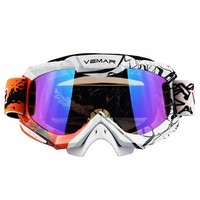 Motorcycle Glasses For Motocross Helmet Cycling MX off road Goggles Ski Sport Goggles Gafas For Motorcycle Dirt Bike