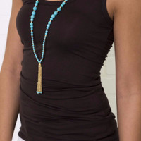 Just Right Java Jersey Basic Tank Top