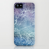 Polar Purples iPhone & iPod Case by Catherine Holcombe | Society6