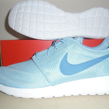 New Nike Roshe One Smokey Mica Blue Running Shoes sz 12