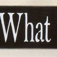 20% OFF TODAY It Is What It Is Sign Wooden Hand Painted Sign