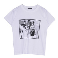 PIN UP LADY T/S - EMODA Global Online Store