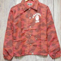 Windbreaker Camouflage Couple Casual Jacket [11218586631]