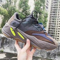 Adidas Yeezy 700 Fashion new runner boost running women men casual sport shoes