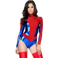 Sensible Seductress Sexy Hero Halloween Costume LAVELIQ
