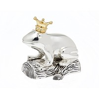 Frog Prince Paperweight