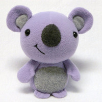 Koala bear plush animal toy