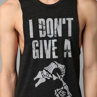 Dont Give A F*ck Muscle Tee