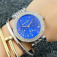 MK Michael Kors Women Fashion Quartz Movement Wristwatch Watch