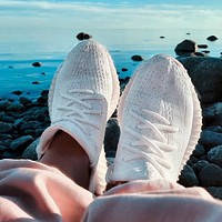 """""""Adi"""" 350 Men's and Women's Breathable Sneakers Shoes"""