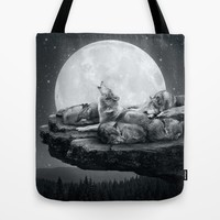 Echoes of a Lullaby Tote Bag by Soaring Anchor Designs | Society6