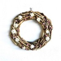 Smokey Mountain Christmas Wreath