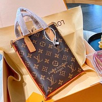 Louis Vuitton LV new style foreign fashion all-match coin purse simple single shoulder bag