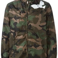 Valentino Camouflage Wind Breakers - Smets - Farfetch.com