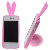 Bunny Baby Iphone 5/5S Phone Case- Pink
